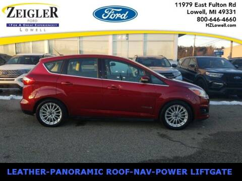 2013 Ford C-MAX Hybrid for sale at Zeigler Ford of Plainwell- Jeff Bishop in Plainwell MI