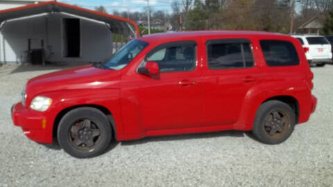 2011 Chevrolet HHR for sale at MIKE'S CYCLE & AUTO - Mikes Cycle and Auto (Liberty) in Liberty IN