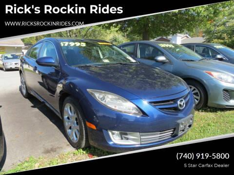 2009 Mazda MAZDA6 for sale at Rick's Rockin Rides in Reynoldsburg OH