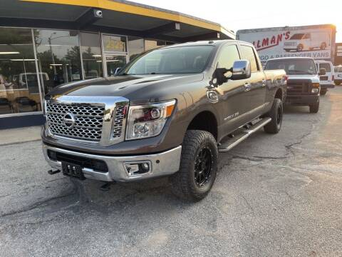 2016 Nissan Titan XD for sale at Connect Truck and Van Center in Indianapolis IN