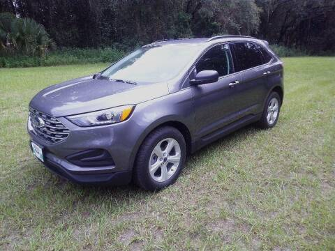 2021 Ford Edge for sale at TIMBERLAND FORD in Perry FL