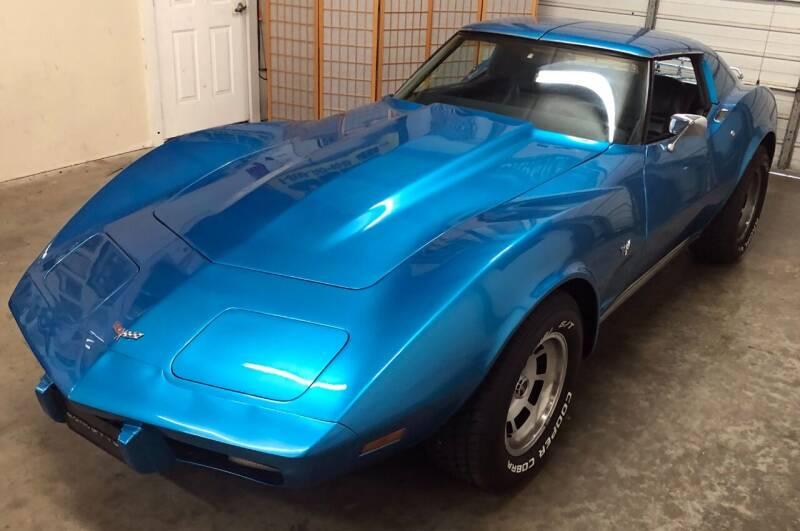1977 Chevrolet Corvette for sale at Muscle Car Jr. in Alpharetta GA