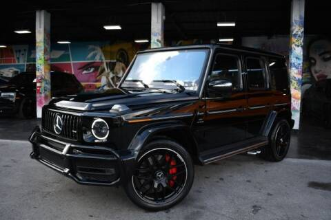 2019 Mercedes-Benz G-Class for sale at ELITE MOTOR CARS OF MIAMI in Miami FL