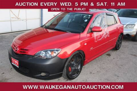 2006 Mazda MAZDA3 for sale at Waukegan Auto Auction in Waukegan IL