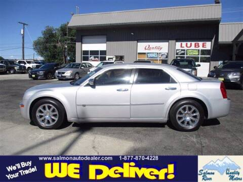 2009 Chrysler 300 for sale at QUALITY MOTORS in Salmon ID