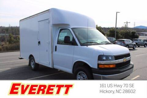 2020 Chevrolet Express Cutaway for sale at Everett Chevrolet Buick GMC in Hickory NC