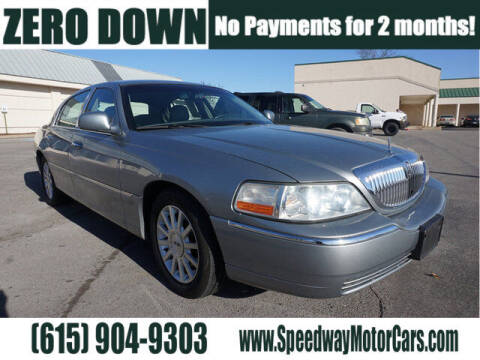 2006 Lincoln Town Car for sale at Speedway Motors in Murfreesboro TN