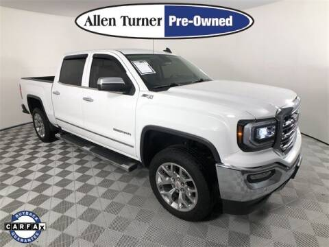 2018 GMC Sierra 1500 for sale at Allen Turner Hyundai in Pensacola FL