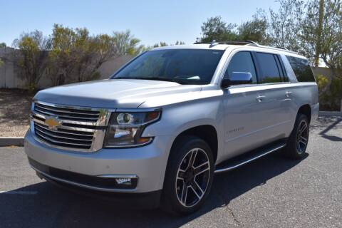 2020 Chevrolet Suburban for sale at AMERICAN LEASING & SALES in Tempe AZ