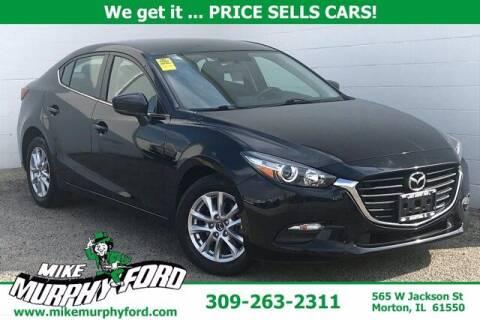 2017 Mazda MAZDA3 for sale at Mike Murphy Ford in Morton IL
