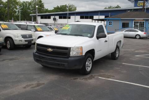 2011 Chevrolet Silverado 1500 for sale at Auto Plan in La Porte TX