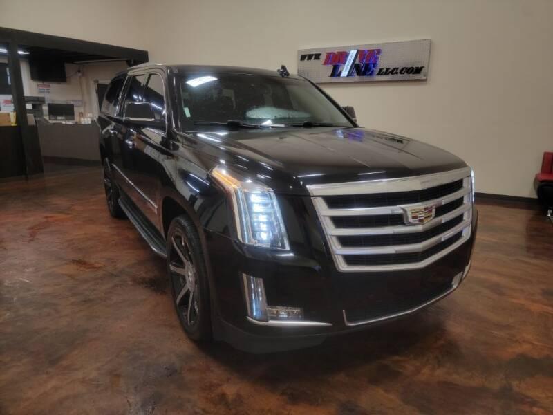 2016 Cadillac Escalade ESV for sale at Driveline LLC in Jacksonville FL