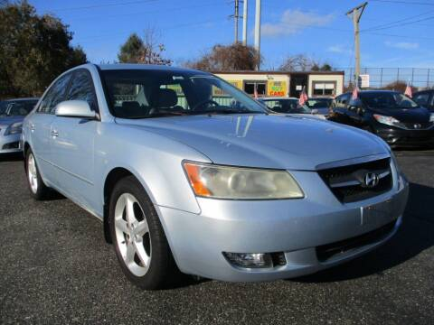 2007 Hyundai Sonata for sale at Unlimited Auto Sales Inc. in Mount Sinai NY