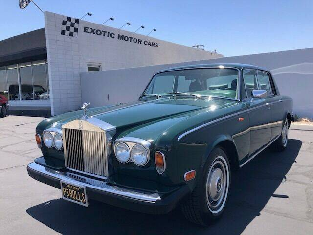 1979 Rolls-Royce Silver Shadow for sale in Palm Springs, CA