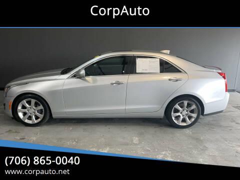 2015 Cadillac ATS for sale at CorpAuto in Cleveland GA