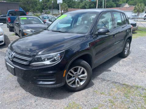 2013 Volkswagen Tiguan for sale at Auto Mart - Dorchester in North Charleston SC