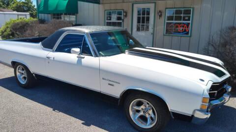1971 Chevrolet El Camino for sale at Haigler Motors Inc in Tyler TX