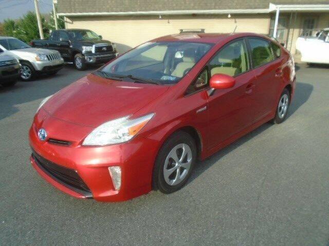 2012 Toyota Prius for sale in Lititz, PA