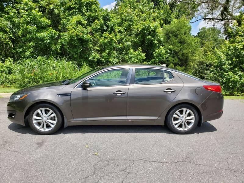 2013 Kia Optima for sale at United Auto LLC in Fort Mill SC