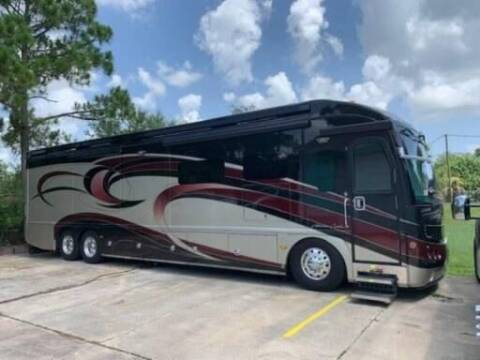 2017 American Coach American Allegiance 42T for sale at R & R AUTO SALES in Poughkeepsie NY