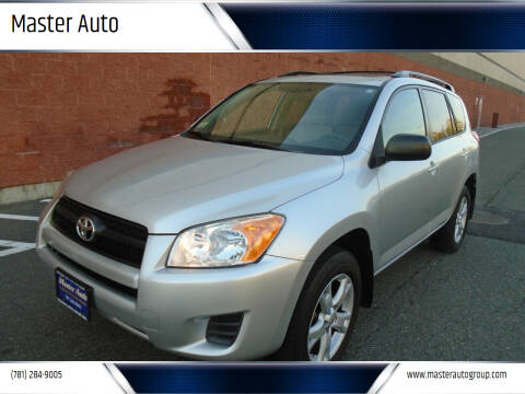 2012 Toyota RAV4 for sale at Master Auto in Revere MA