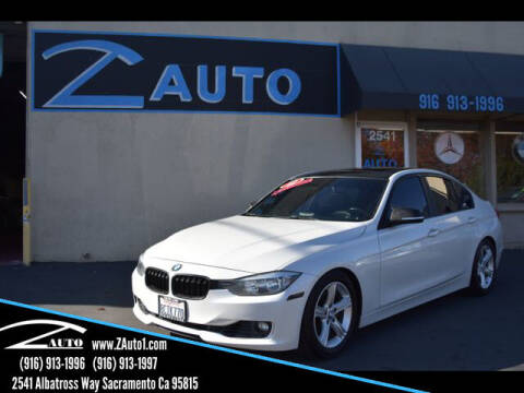2012 BMW 3 Series for sale at Z Auto in Sacramento CA