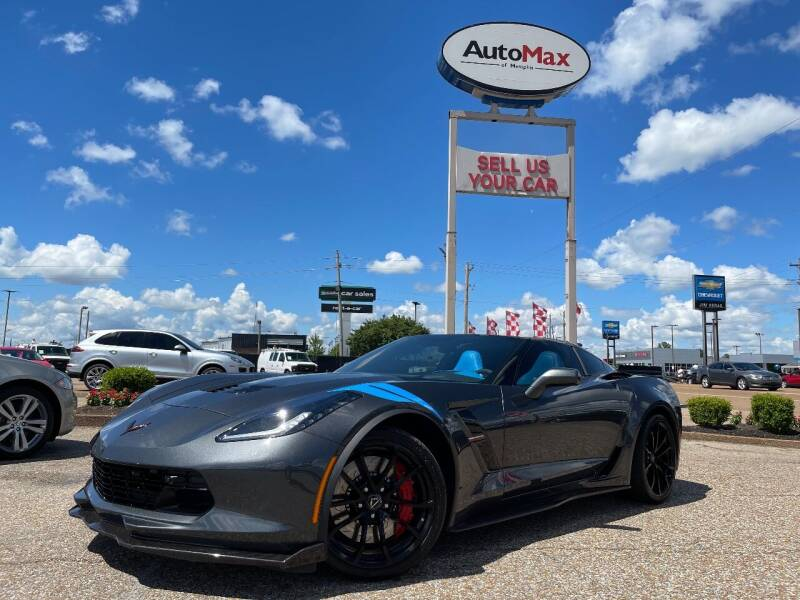 2017 Chevrolet Corvette for sale at AutoMax of Memphis - V Brothers in Memphis TN