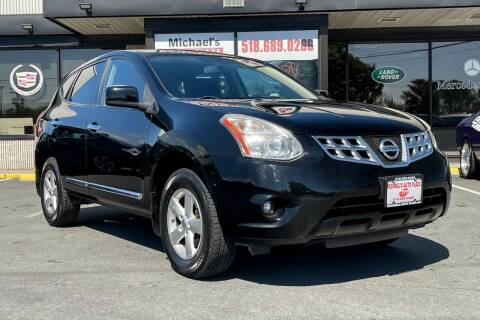 2013 Nissan Rogue for sale at Michaels Auto Plaza in East Greenbush NY