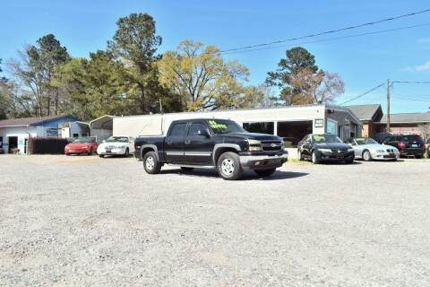 2006 Chevrolet Silverado 1500 for sale at Barrett Auto Sales in North Augusta SC