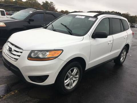 2011 Hyundai Santa Fe for sale at All American Imports in Arlington VA