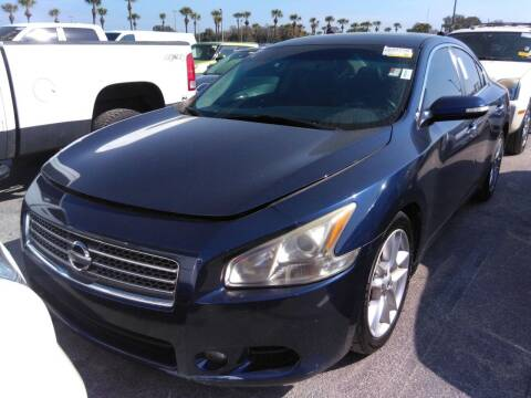 2010 Nissan Maxima for sale at D & R Auto Brokers in Ridgeland SC