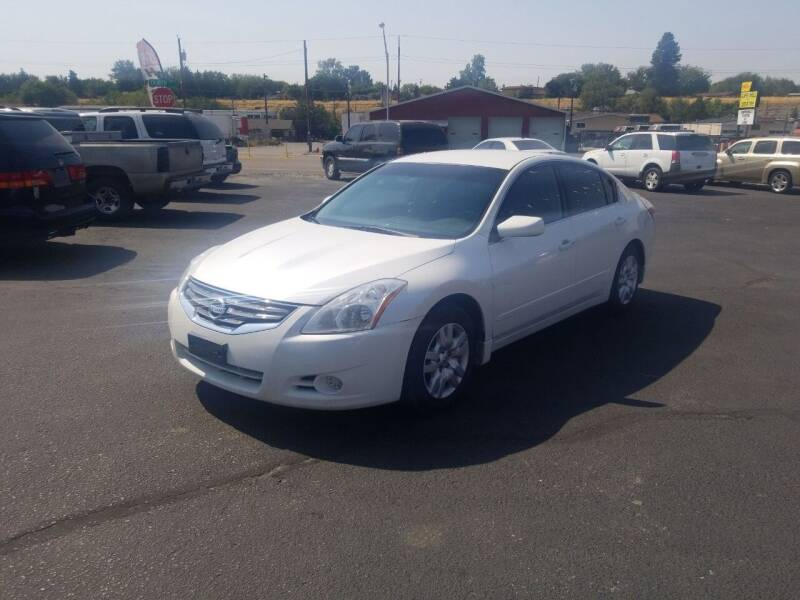 2012 Nissan Altima for sale at Boise Motor Sports in Boise ID