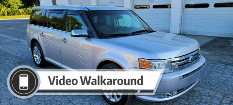 2010 Ford Flex for sale at WEELZ in New Castle DE