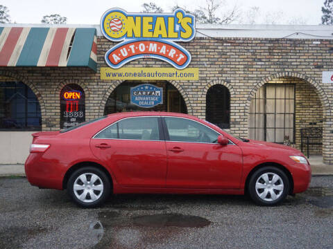 2007 Toyota Camry for sale at Oneal's Automart LLC in Slidell LA
