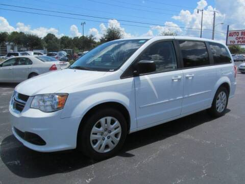 2017 Dodge Grand Caravan for sale at Blue Book Cars in Sanford FL