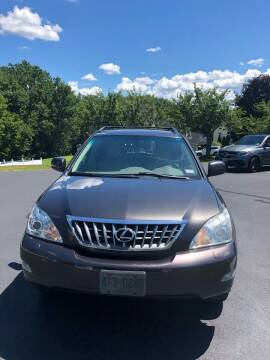2009 Lexus RX 350 for sale at Dave's Garage Inc in Hampton Beach NH