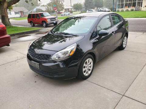 2013 Kia Rio for sale at West Richland Car Sales in West Richland WA