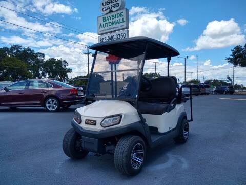2019 Club Car Tempo for sale at BAYSIDE AUTOMALL in Lakeland FL