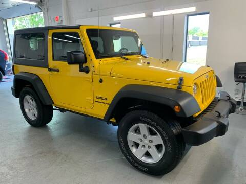 2015 Jeep Wrangler for sale at The Car Buying Center in Saint Louis Park MN