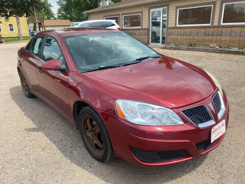 2010 Pontiac G6 for sale at Truck City Inc in Des Moines IA