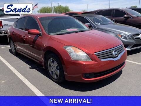 2007 Nissan Altima for sale at Sands Chevrolet in Surprise AZ