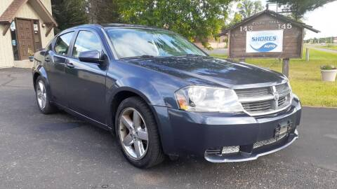 2008 Dodge Avenger for sale at Shores Auto in Lakeland Shores MN