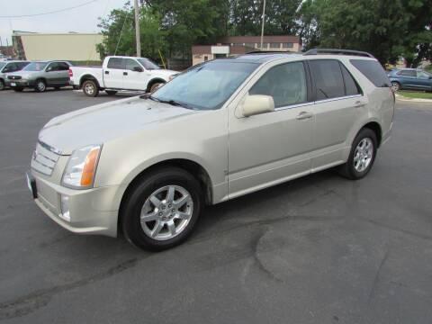 2007 Cadillac SRX for sale at Fedder Motors in Mora MN