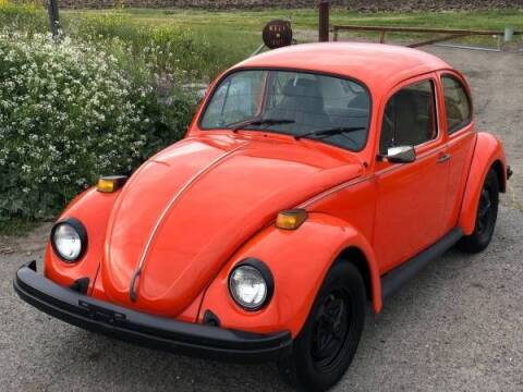 1974 Volkswagen Beetle for sale at Classic Car Deals in Cadillac MI