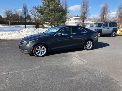 2015 Cadillac ATS for sale at Chris Auto South in Agawam MA
