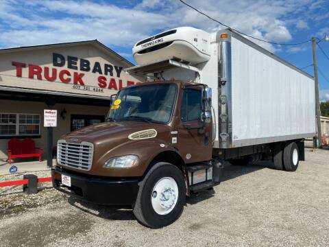 2014 Freightliner M2 106 REFRIGERATED for sale at DEBARY TRUCK SALES in Sanford FL