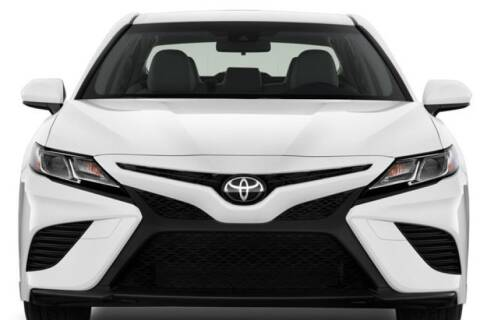 2019 Toyota Camry for sale at TEXAS MOTOR CARS in Houston TX