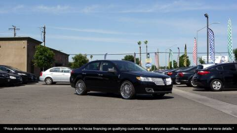 2012 Lincoln MKZ for sale at Westland Auto Sales in Fresno CA