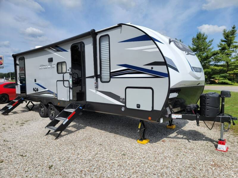 2021 Forest River Cherokee Alpha WOLF for sale at Tremont Car Connection in Tremont IL