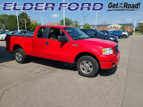 2008 Ford F-150 for sale at Mr Intellectual Cars in Troy MI